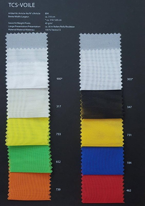 Expofabric, Flame retardant fabric, Exhibition fabric, fr fabric. tcs voile, molten fabric, sheer fabric, see thru fabric, curtain fabric